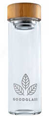 GoodGlass Simple üvegpalack 650 ml