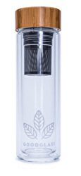 GoodGlass Thermo üvegpalack 450 ml