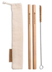 GoodStraw bambusz szívószál 2 db