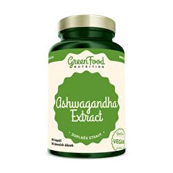 Ashwagandha Extract 90 kapslí