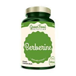 Berberine 60 kapslí