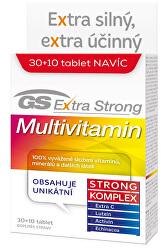 GS Extra Strong Multivitamin 30+10 tablet
