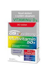 GS Extra Strong Multivitamin 50+, 30 tablet