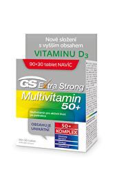 GS Extra Strong Multivitamin 50+ - 90+30 tablet