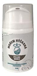 Morom hýčkanie - 2 v 1 Jemný peeling a hydratačné pleťovú masku s Írskym machom 50 ml