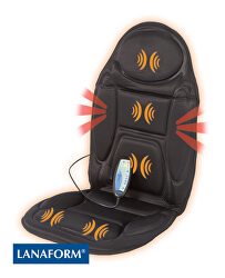 Back Massager masážní podložka na křeslo s ohřevem