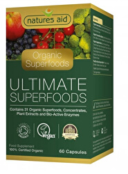 Extrakty superpotravin a enzymů 60 tablet