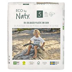 Plienky Naty Junior 11 - 25 kg 22 ks
