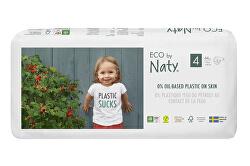 Plienky Naty Maxi 7 - 18 kg - ECONOMY PACK 44 ks