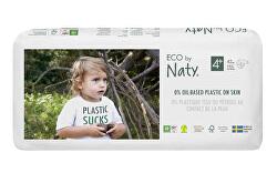 Pelenka Naty Maxi+ 9-20 kg - ECONOMY PACK 42 db
