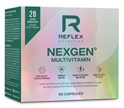 REF Nexgen® 60 kapslí NEW