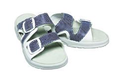 Zdravotní obuv dámská N/517/55/T80/10/BP Modrá
