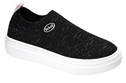 Zdravotná obuv - FREELANCE glittext-W - Black