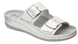 Zdravotná obuv - ABERDEEN primicr-W - White