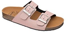 Zdravotní obuv - GREENY MALAREN RecPET-W - Glittered Pink