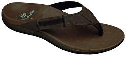 Zdravotní obuv RYDER PU+Tex-M - Dk Brown