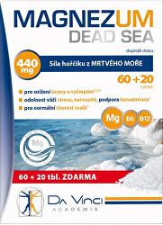 Magnezum Dead Sea 80 tbl.