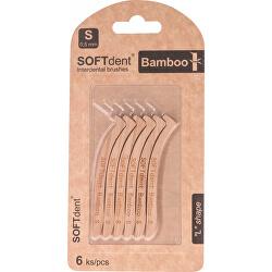 BAMBOO mezizubní kartáček L 0,5 mm - 6 ks