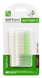 Butterfly FLEXI PICK 48 ks