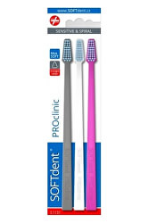 Zubní kartáček PROclinic 3 ks