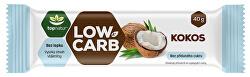 LOW CARB tyčinka Kokos 40 g