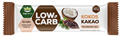 LOW CARB tyčinka Kokos & Kakao 40 g