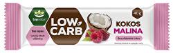 LOW CARB tyčinka Kokos & Malina 40 g