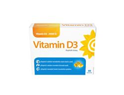 Vitamin D3 2000IU 60 tobolek
