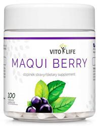 Maqui berry 1440 mg, 100 tobolek