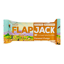 Flapjack ovesný karamel bezlepkový 80g