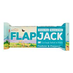 Flapjack ovesný kešu-kokos bezlepkový 80 g