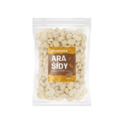 Arašídy pražené loupané nesolené 500 g