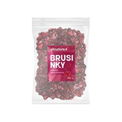 Brusinka (klikva) sušená 500 g
