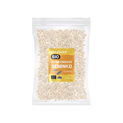 Slnečnicové semienko BIO 1 000 g