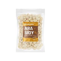 Arašídy pražené loupané nesolené 250 g