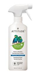 ATTITUDE természetes textilfrissítő spray gleccser illattal 475 ml