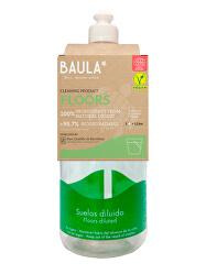 Podlahy Starter Kit - láhev + ekologická tableta na úklid 5 g