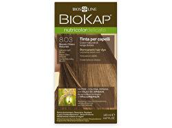 NUTRICOLOR DELICATO - Barva na vlasy - 8.03 Blond přírodní světlá 140 ml