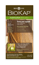 NUTRICOLOR DELICATO - Barva na vlasy - 9.30 Blond zlatá - Extra světlá 140 ml