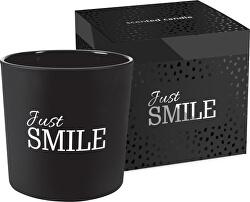 Vonná svíčka Just smile 300 g