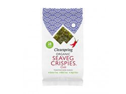 Seaveg Crispies – Křupky z mořské řasy Nori s chilli BIO 4 g