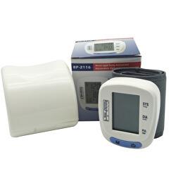 Automatický zápästný digitálny tlakomer