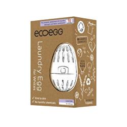 Prací vajíčko na bílé prádlo na 70 praní - levandule