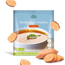 Proteínová batátový polievka na chudnutie 55 g