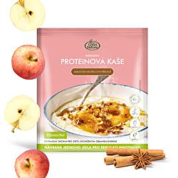 Proteínová kaša s jablčno-škoricovú príchuťou na chudnutie 60 g