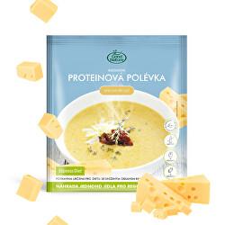 Proteínová polievka so syrovou príchuťou na chudnutie 58 g