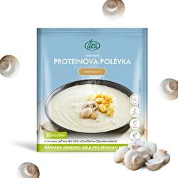 Proteinová žampiónová polévka na hubnutí 55 g