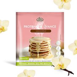 Proteínové lievance s vanilkovou príchuťou na chudnutie 65 g
