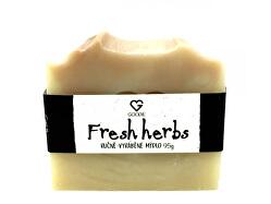 Természetes szappan - Fresh herbs 95 g