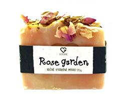 Természetes szappan - Rose garden 95 g